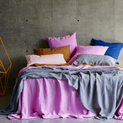 Kip & Co's 24 Karat collection is the gold standard of stylish bedding