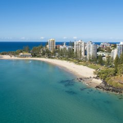 The Weekend Series: southern vibes – snack, sip and swim your way through Coolangatta