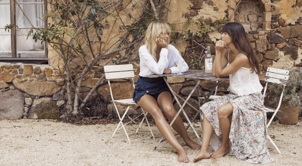 Byron Bay&#8217&#x3B;s Auguste The Label drops new vintage floral in time for spring