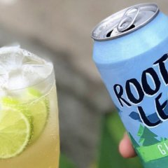 Roots and Leaves is the gluten-free, vegan, low-carb summer beverage you need in your life