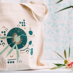 Ethical label Khòlò releases tote collab collection for Refugee Week 2019