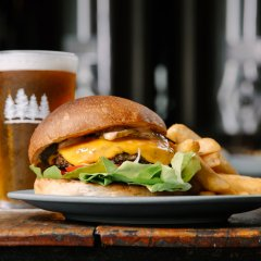 Grab a post-surf feed and breakfast beer at 4 Pines x Boardriders Coolangatta