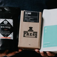 Never run out of coffee again with a subscription from Barker St