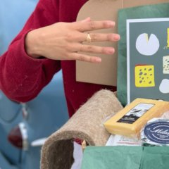 Get a box of cheesy goodness delivered to your door thanks to Mould Cheese Collective
