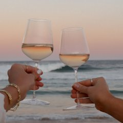 Tickled pink – there's a rosé festival coming to the coast so sign us the heck up